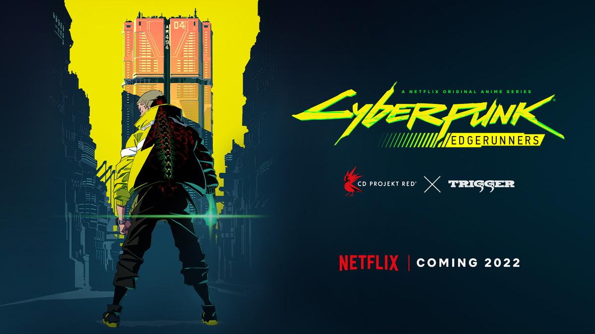 Cyberpunk 2077 mieri aj na Netflix ako seriál