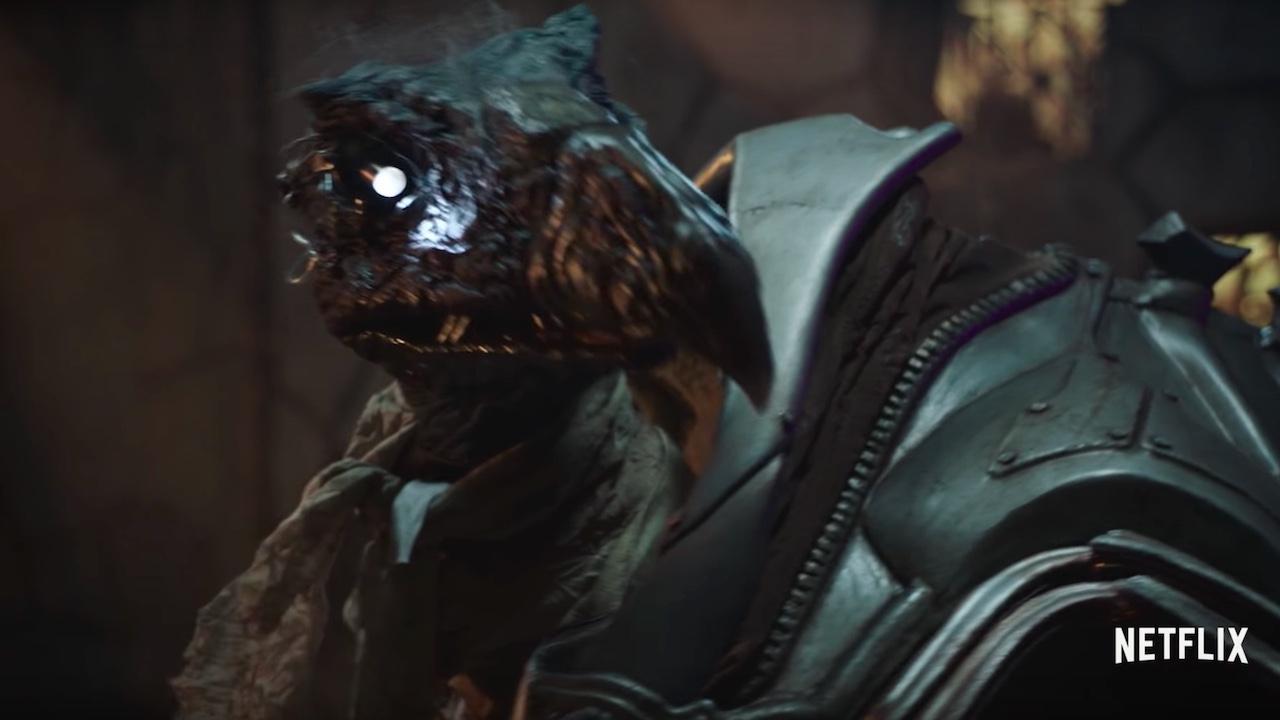 Nový fantasy seriál na motivy filmu Temný krystal bude opět loutkový