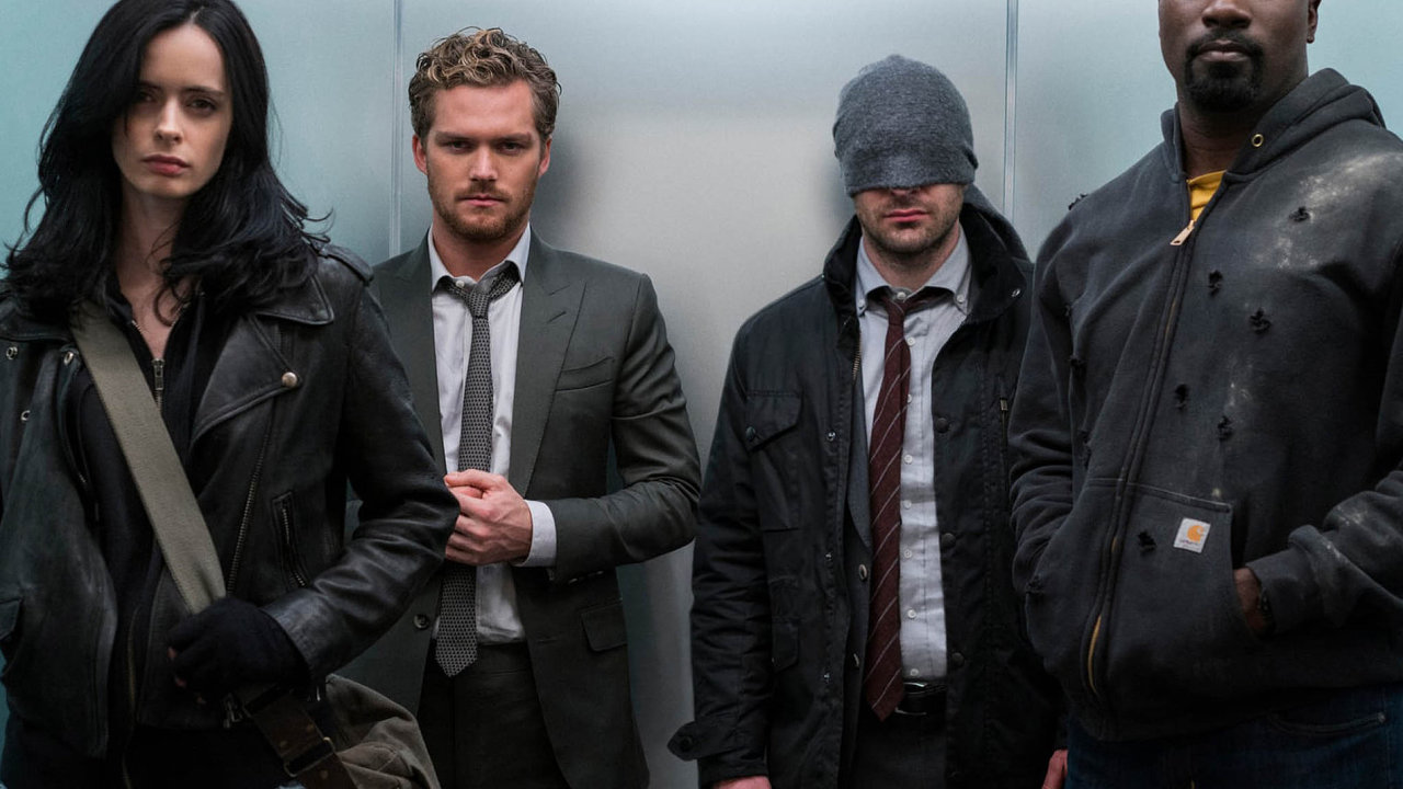 Marvelácké hrdiny Defenders možná zachrání Hulu