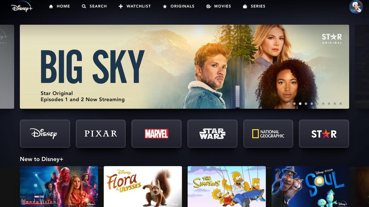 Disney spouští Star, první dospělácký obsah na Disney+