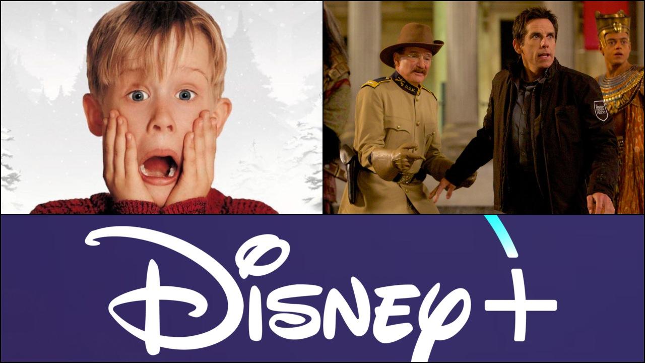 Disney+ si uchmatne viaceré rebooty, medzi nimi aj Sám Doma a Noc v Múzeu