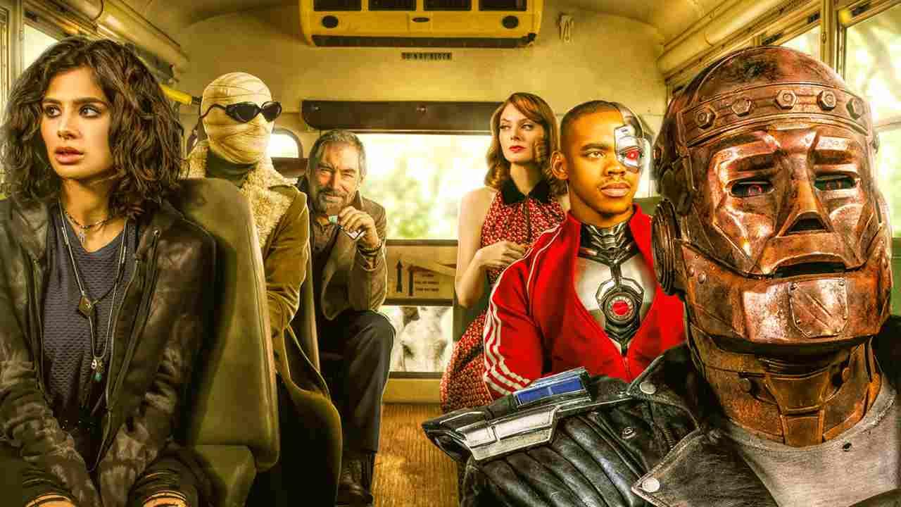 5 důvodů, proč začít sledovat netradiční komiksovku Doom Patrol na HBO