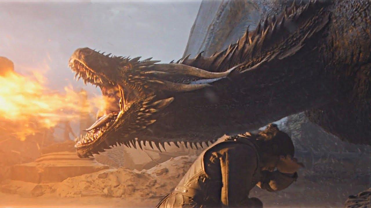 Scénář posledního dílu GoT odhalil, proč Drogon roztavil Železný trůn