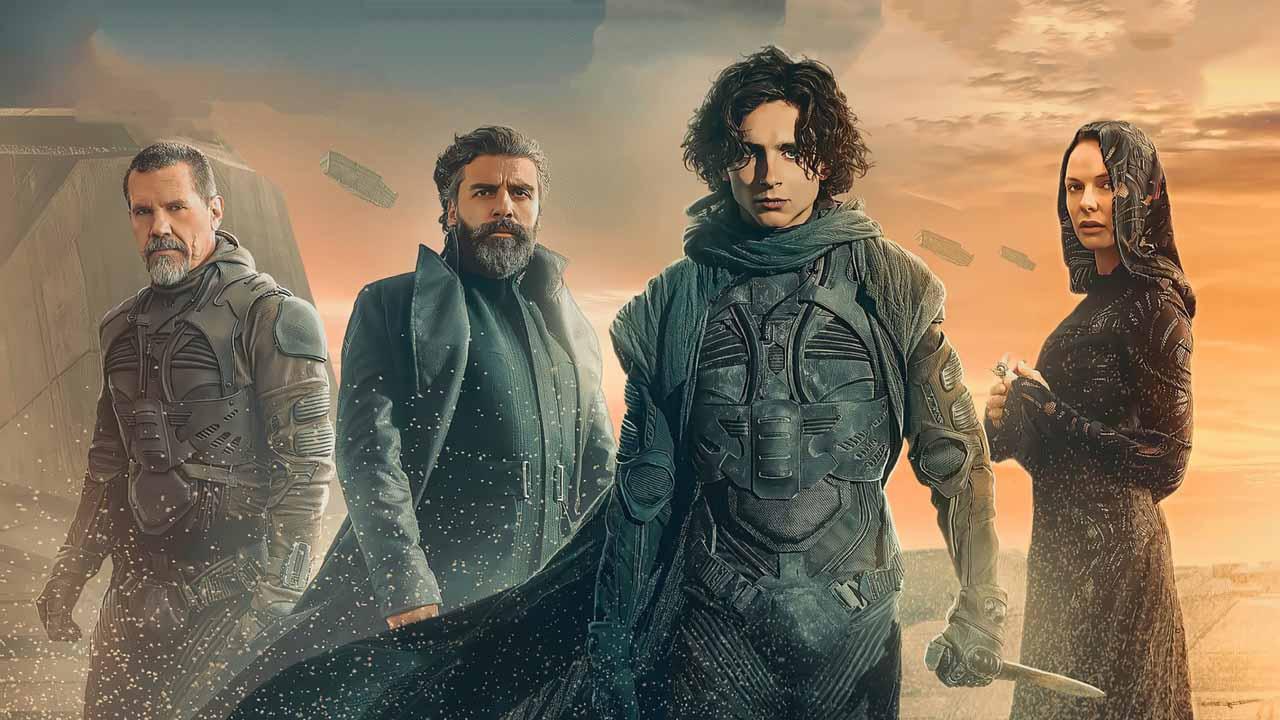 Filmová Duna má konečně pořádně našlapaný a velkolepý trailer!