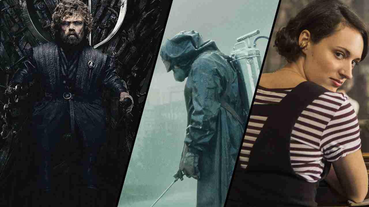 Černobyl, Potvora nebo Barry: Kde můžete vidět letošní vítěze cen Emmy?