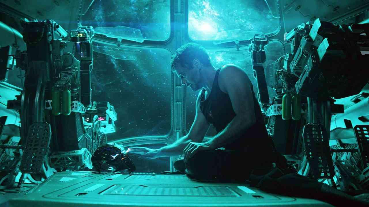 Jak Captain Marvel našla Tonyho uprostřed vesmíru?