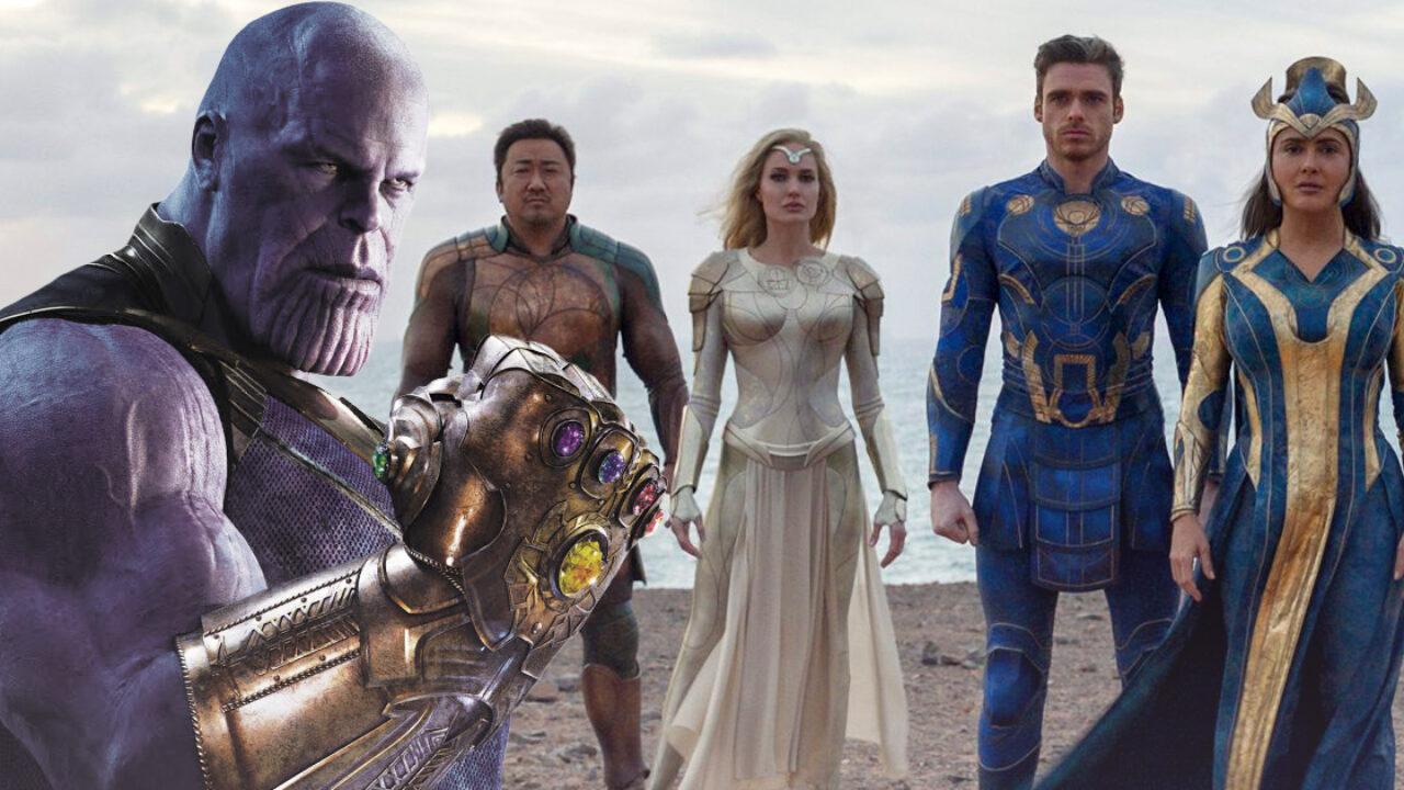 7 faktů o Eternals, které musíte znát. Co mají společného s Thanosem?