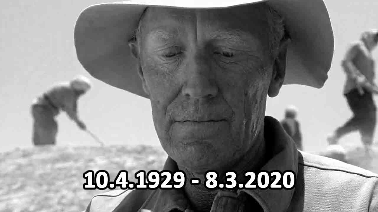 5 filmů, kterými můžete uctít památku vymítače ďábla Maxe von Sydow