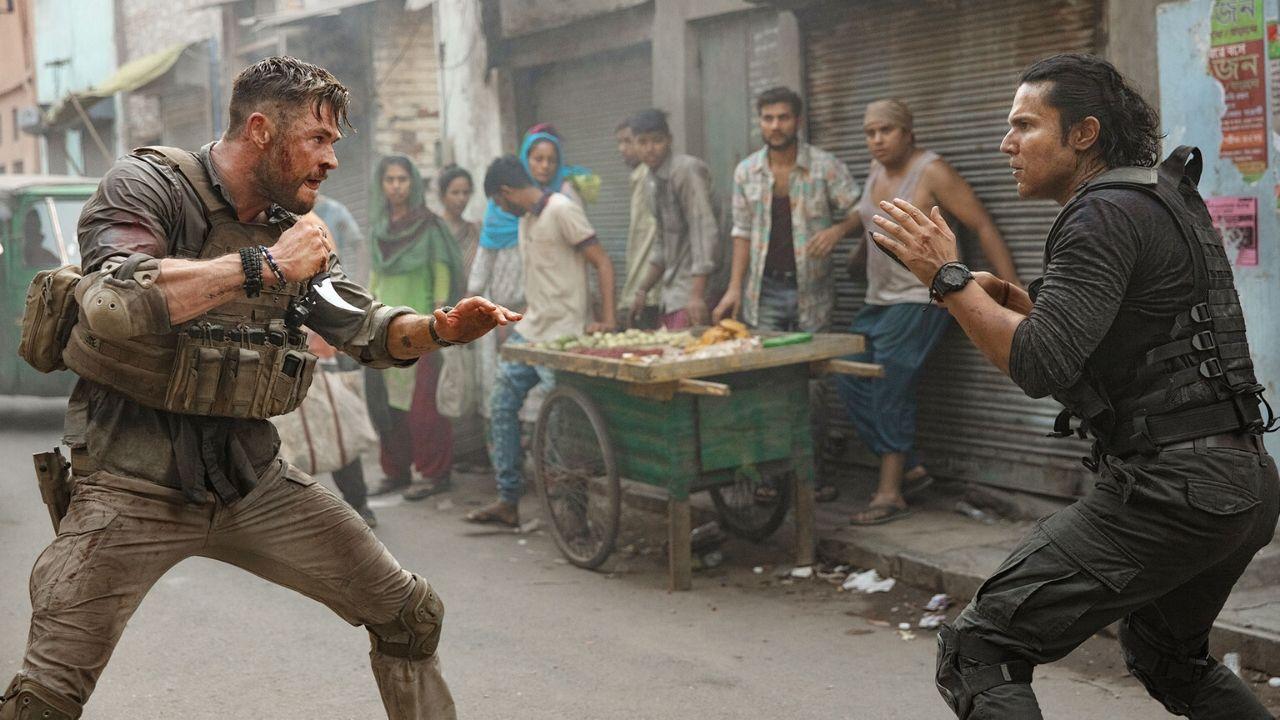 Akční náhul Vyproštění dostane na Netflixu pokračování. Vrátí se i Thor?