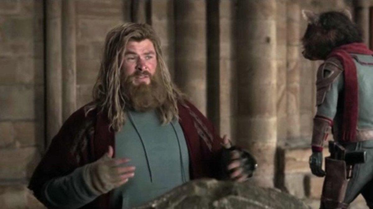 Močící Thor