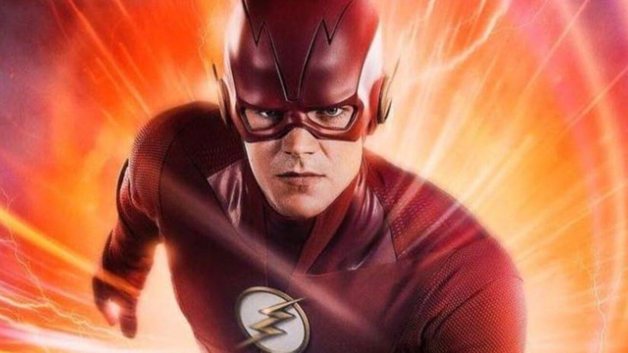 Seriálový Flash