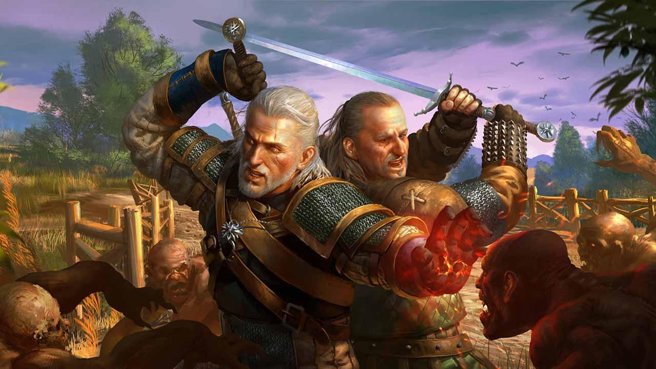 Hlavní posila pro Zaklínače. Známe tvář Geraltova mentora Vesemira