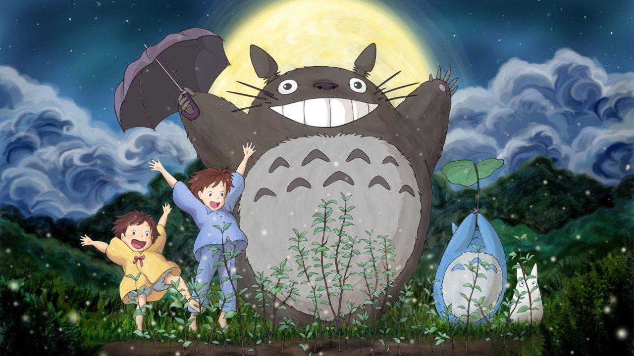 Konečně! Netflix zakoupil práva ke slavným animovaným filmům studia Ghibli