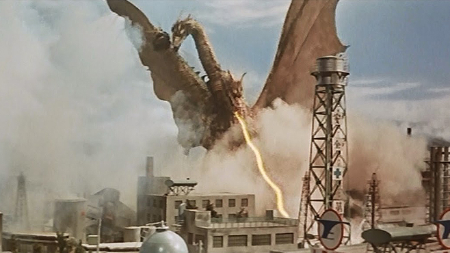 Ghidorah, the Three-Headed Monster (1964)