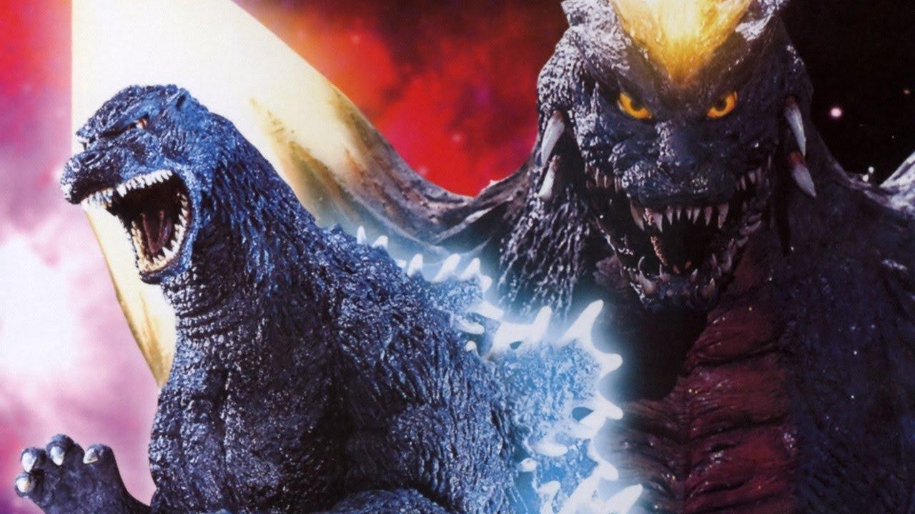 Godzilla vs Space-Godzilla (1994)
