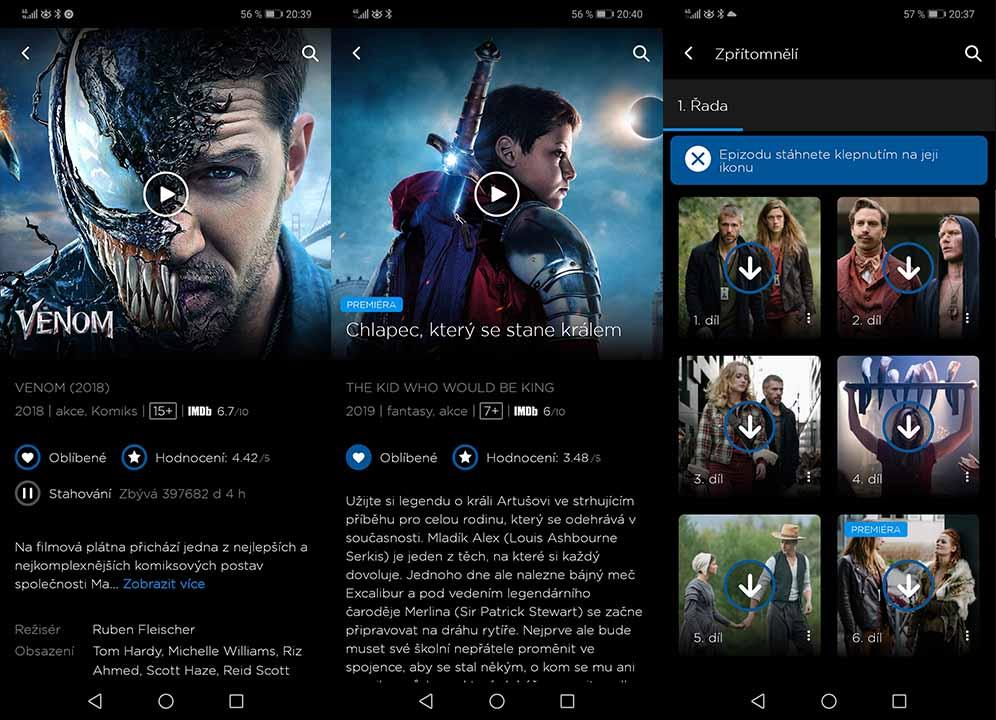 HBO GO konečne umožní sťahovanie filmov a seriálov