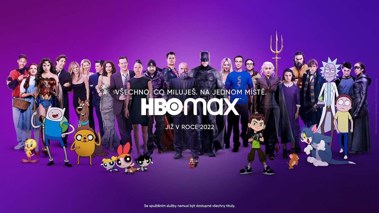 HBO MAX představilo detailní plány. I v Česku nabídne revoluci kinotrhu