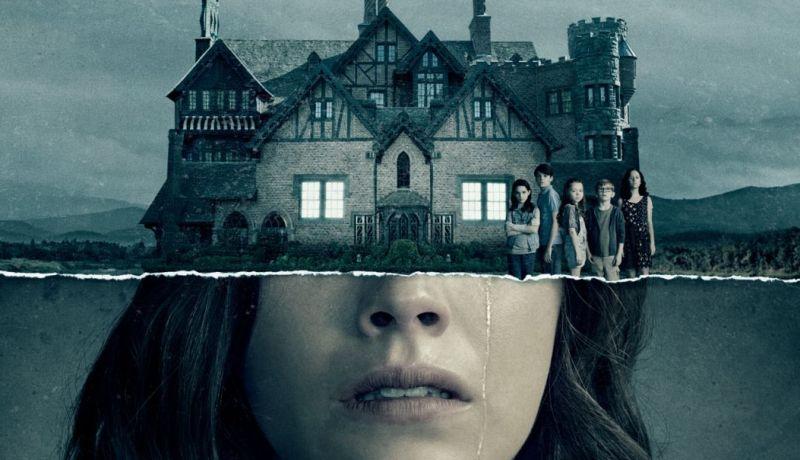 V tomhle domě straší! Nový hororový seriál na Netflixu od 12. října