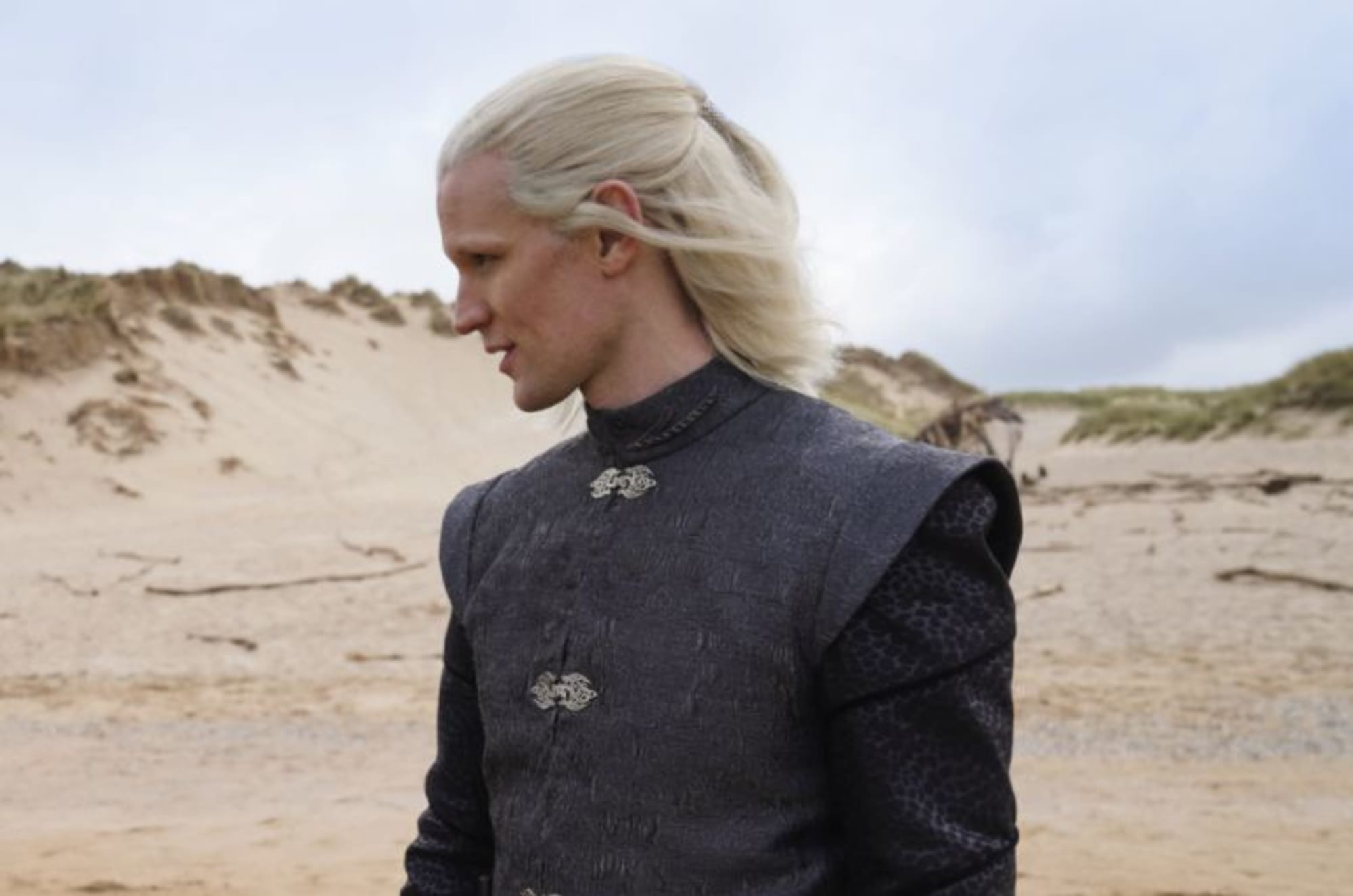 Daemon Targaryen, princ na útěku