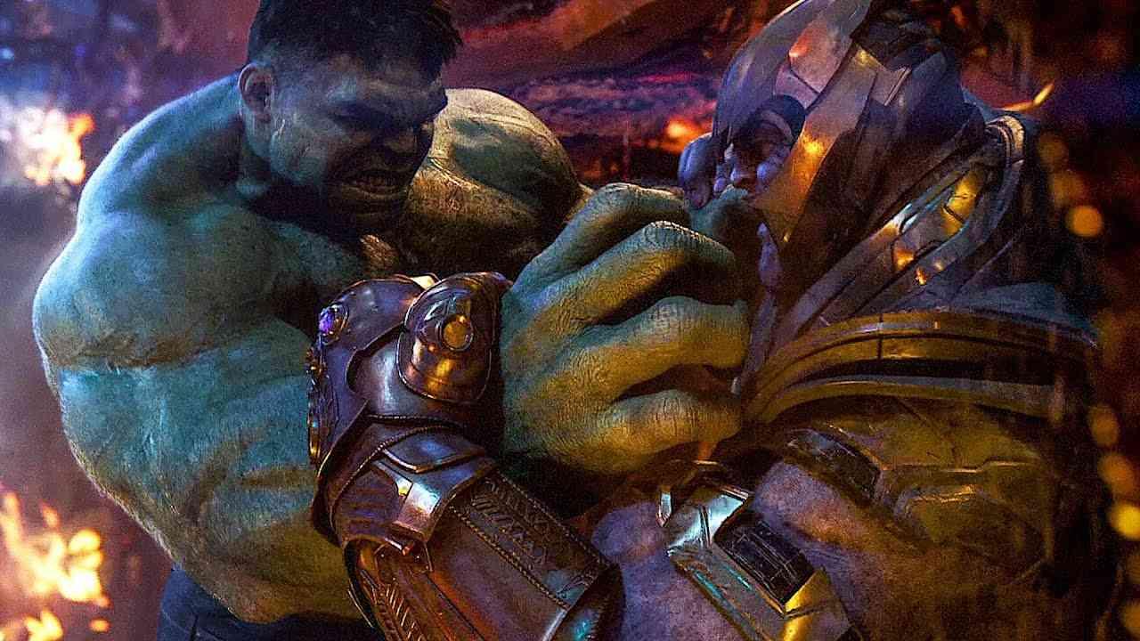 Hulk zase jednou smashuje
