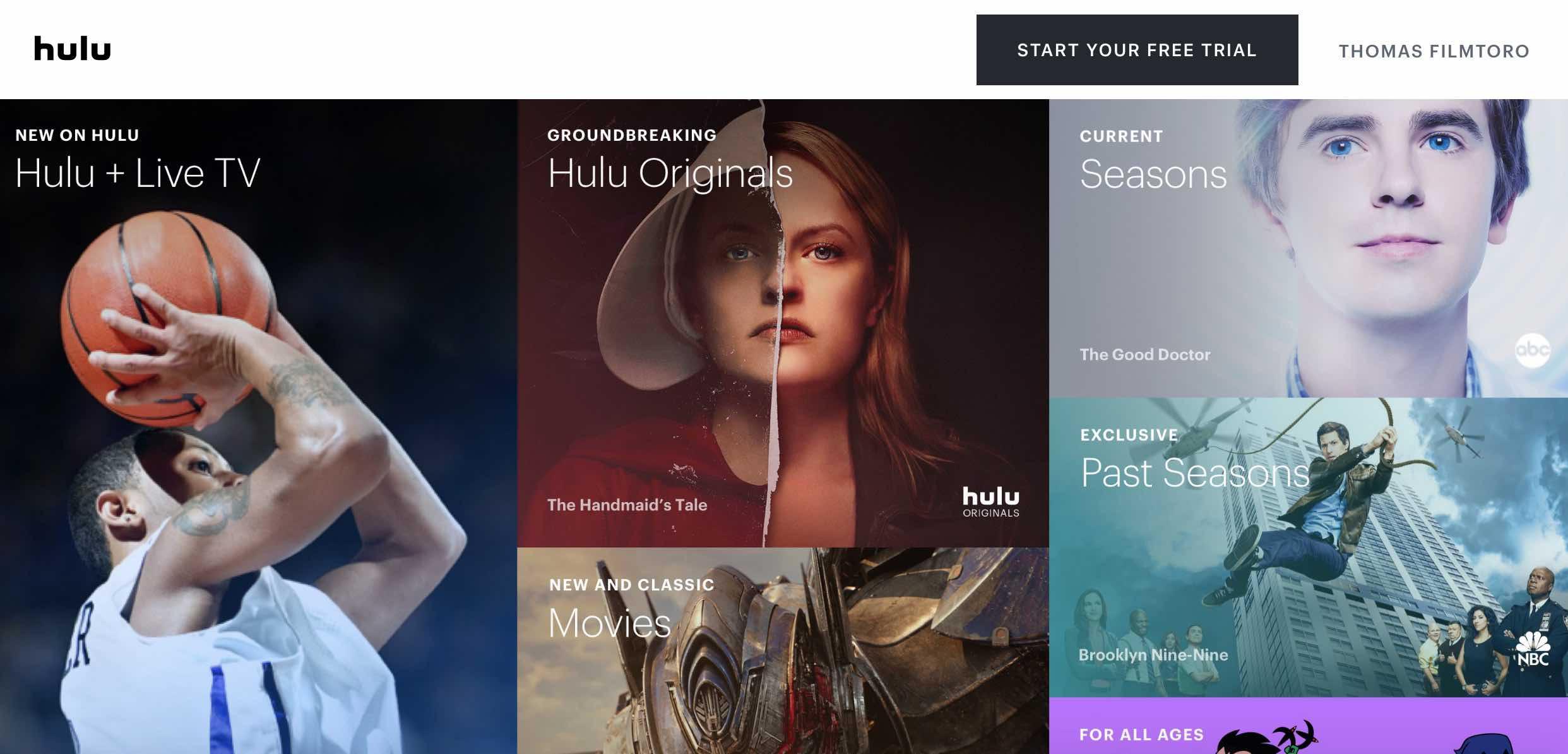 Bude Hulu dostupné i u nás?