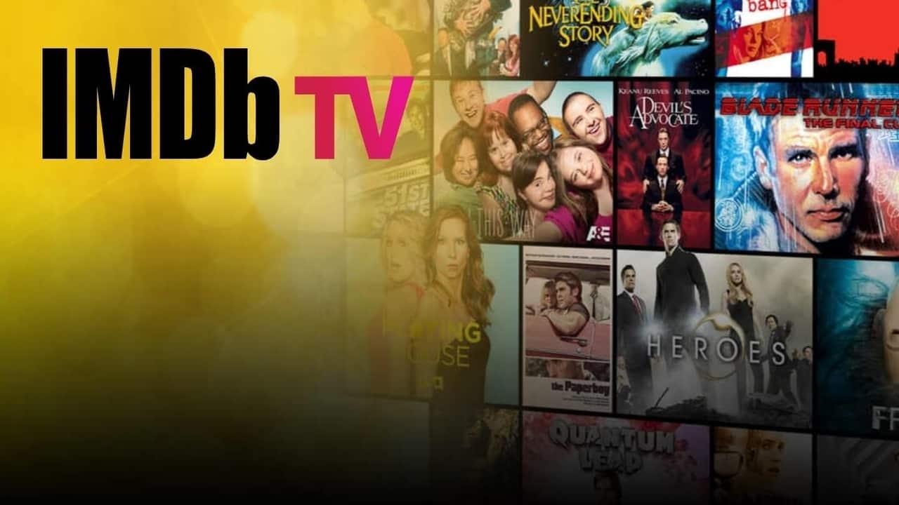 Amazon spouští novou bezplatnou streamovací službu skrze oblíbené IMDb