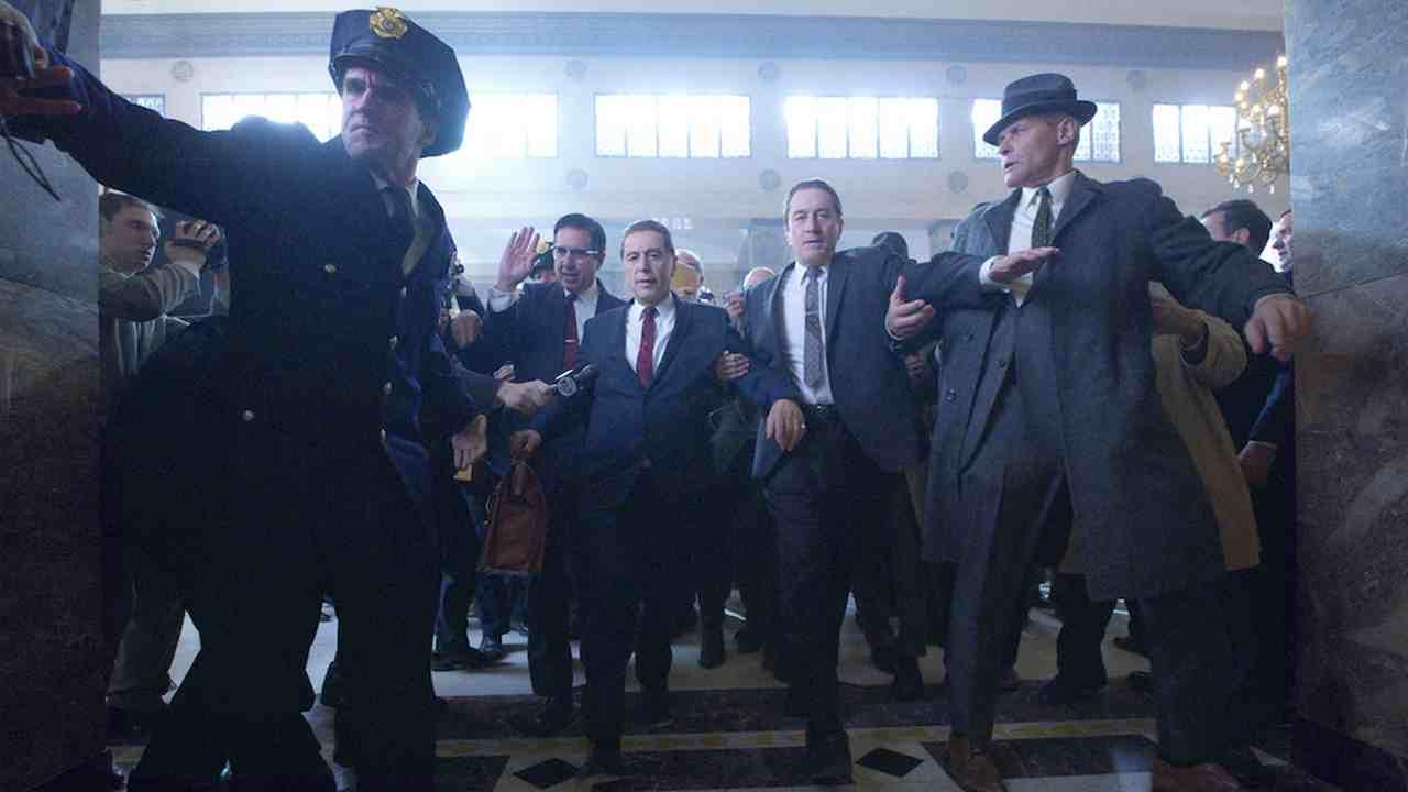 Scorseseho Irishman otevře festival v New Yorku. Máme první fotografie