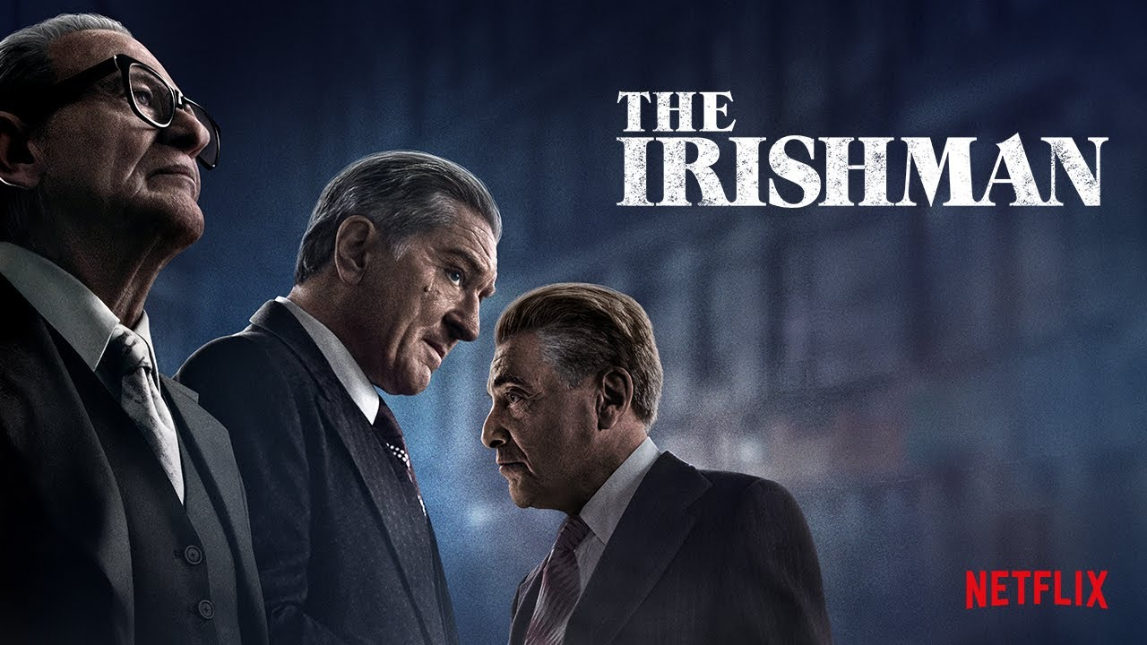 RECENZE: Je Scorseseho gangsterská sága Irčan filmem roku?