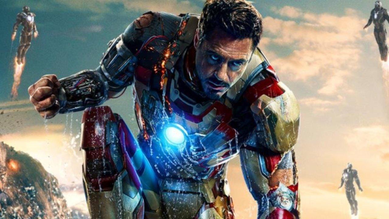 Iron Man 3 - 1,2 miliardy dolarů