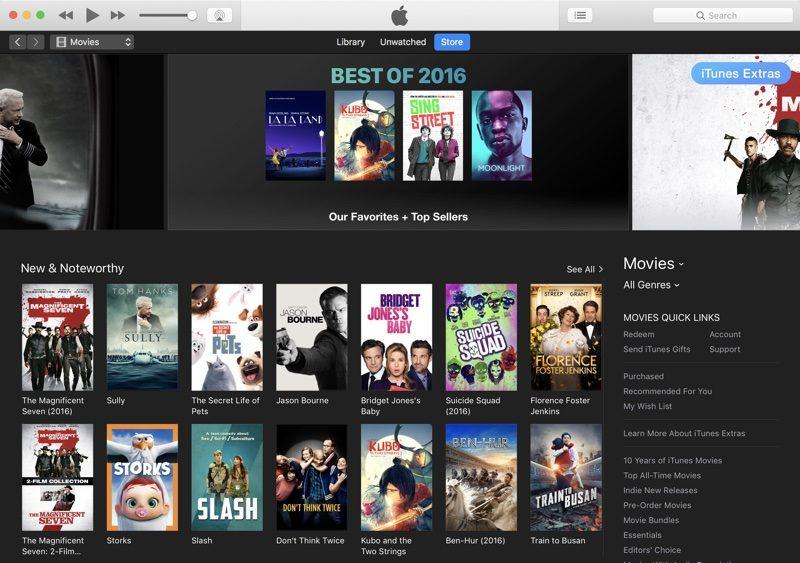 Po změně hlavní měny na iTunes jsou filmy levnější až o 45%