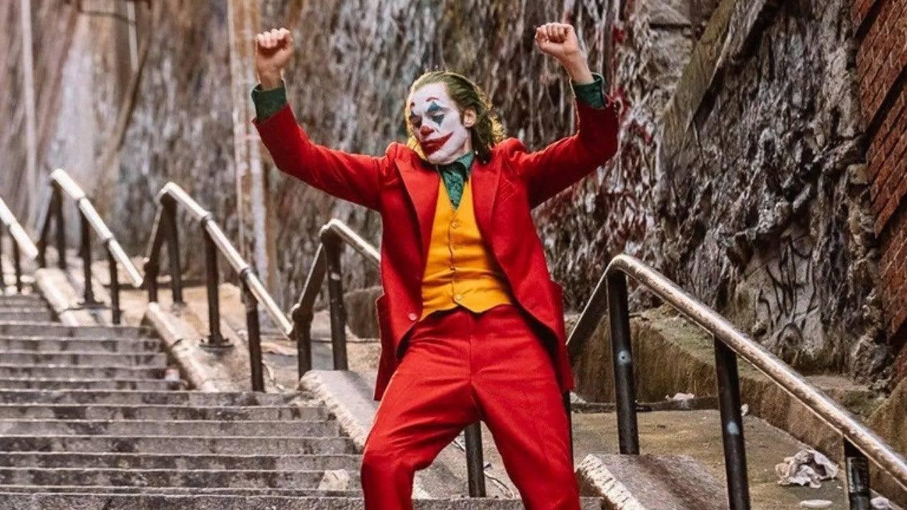 Jokerův outfit