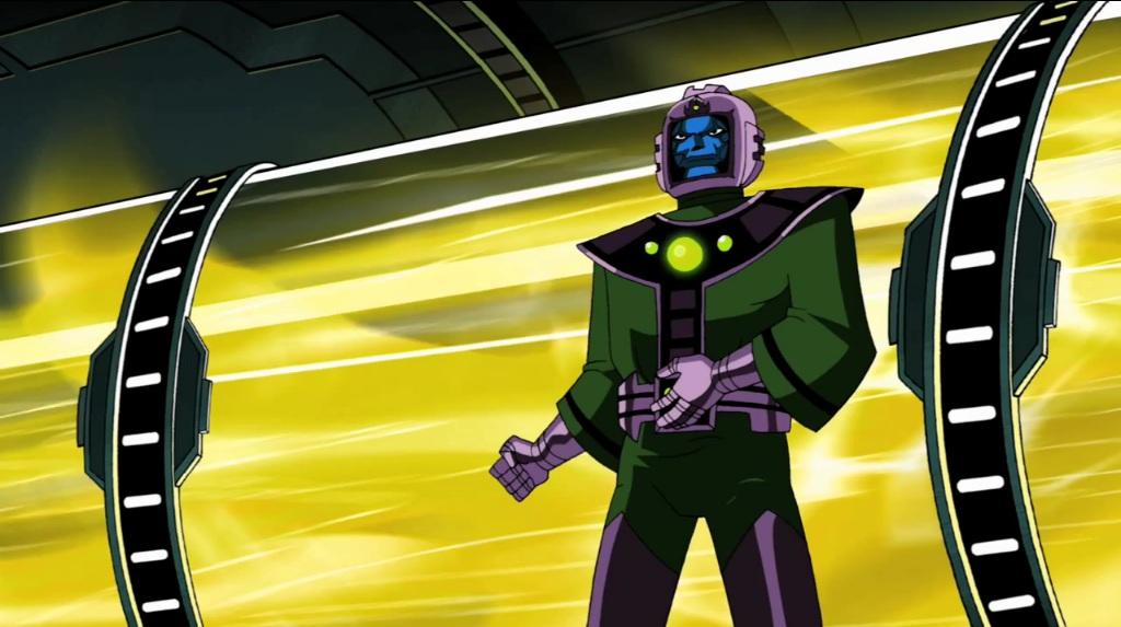 Kang v animácích