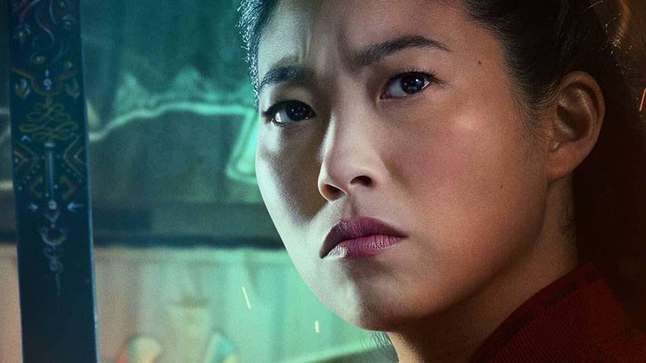 Katy Chen (Awkwafina)