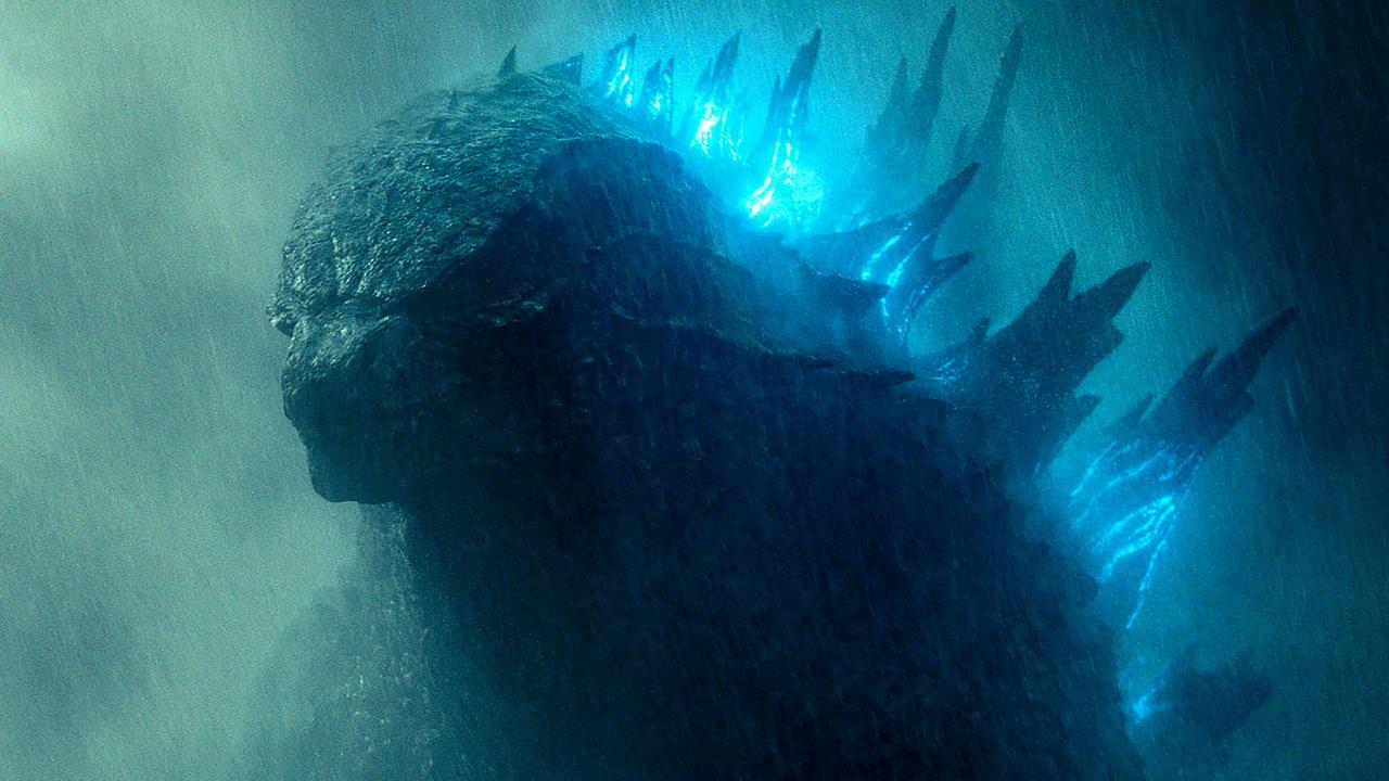 Vzestup Titánů a události filmu Godzilla: Král Monster