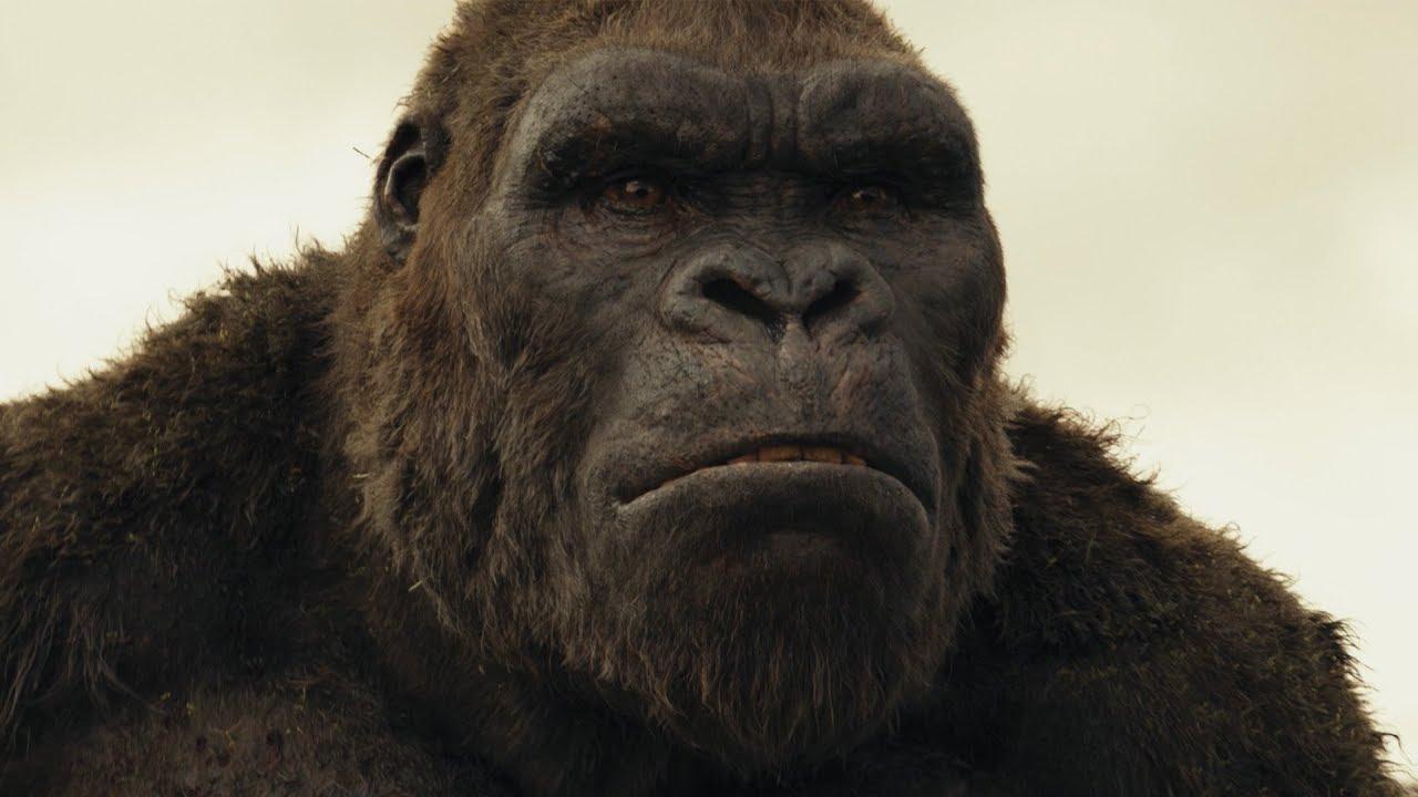 Události filmu Kong: Ostrov lebek