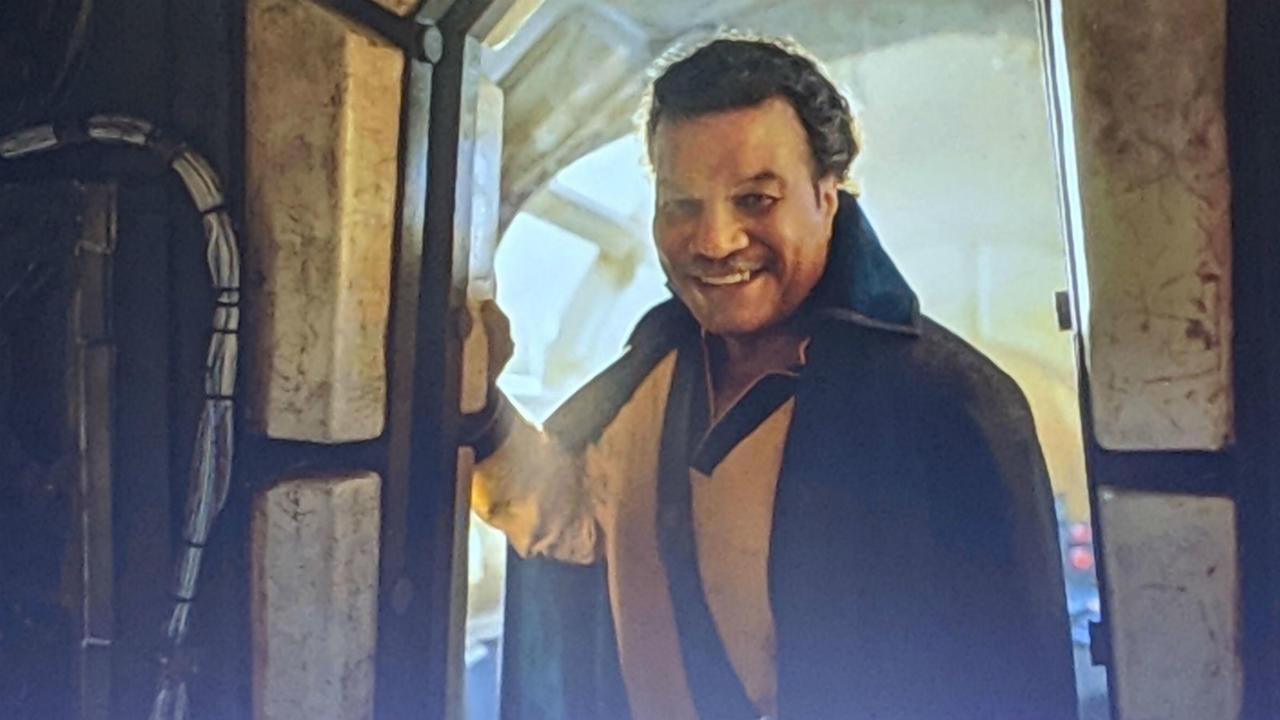 Lando Calrissian a spojenci Odboje