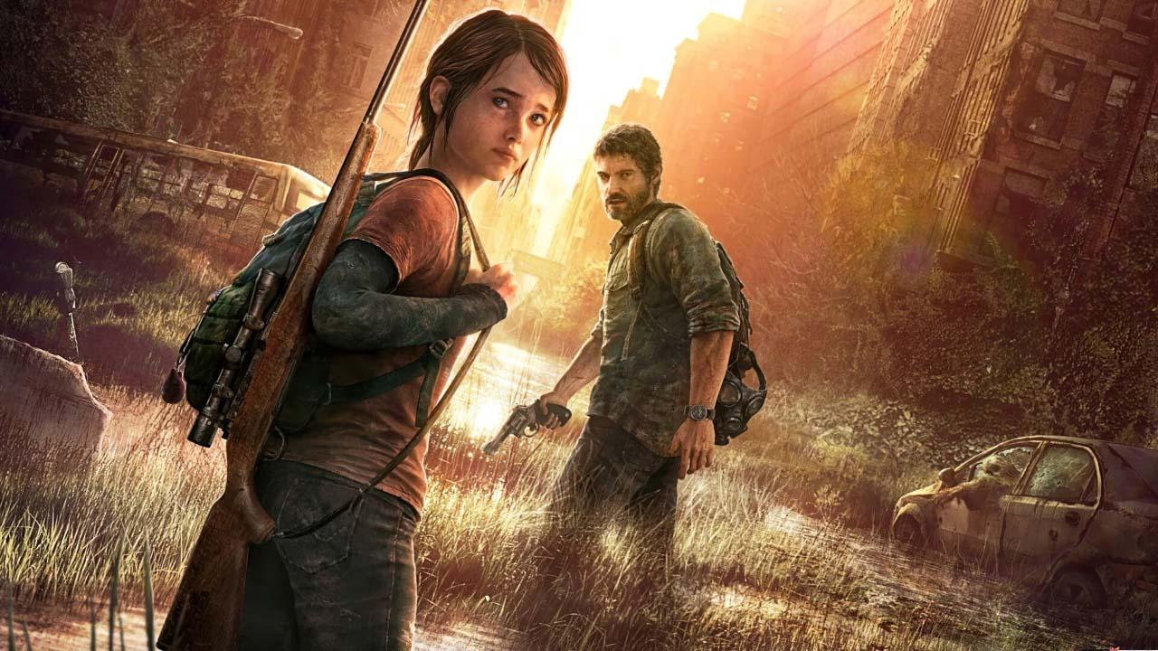 PRVNÍ FOTKA: Postapokalyptický seriál The Last of Us ukazuje Joela a Ellie
