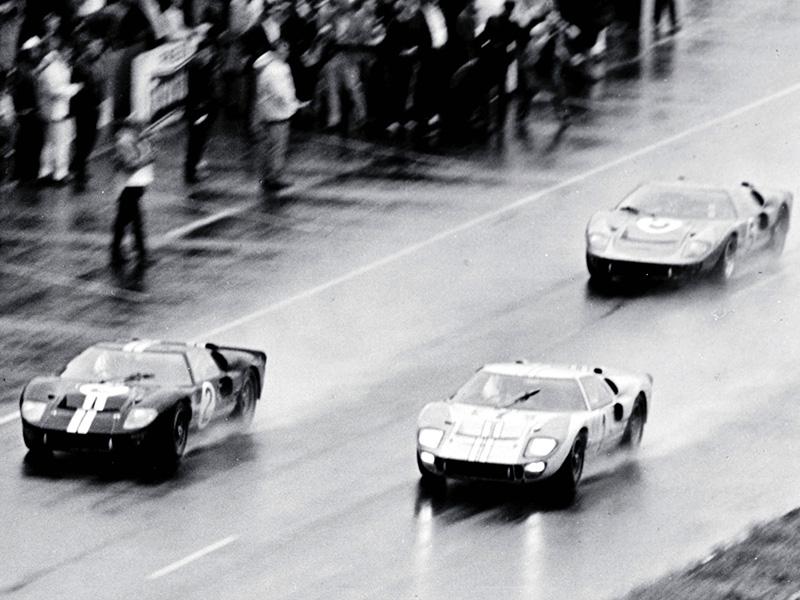 Le Mans '66 - velké finále ve třech
