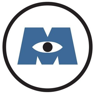 Jeden velmi známý animovaný film používal toto logo nejen jako svůj znak, ale i znak místa, kde se jeho děj odehrával. O který film jde?
