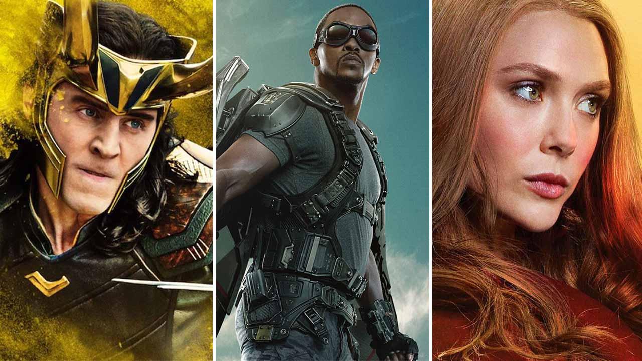 Nové seriály Marvel Cinematic Universe, které budou dostupné na Disney+