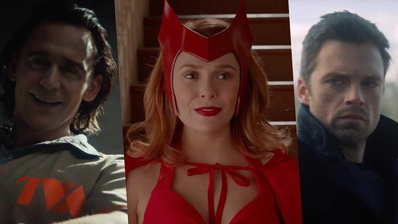 Loki a další seriály od Marvelu se představují v prvních záběrech