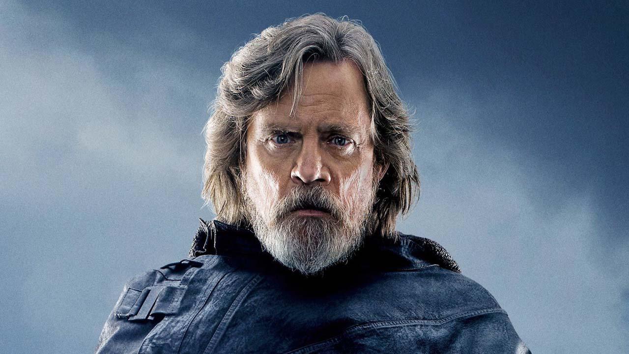 Zákulisní záběry z Mandaloriana ukazují Marka Hamilla jako Luka Skywalkera