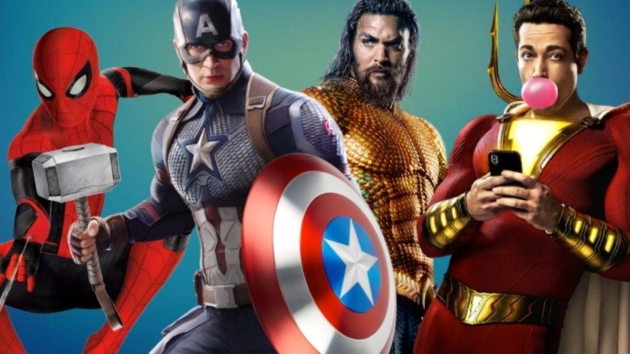 15 nejlepších komiksových filmů dekády