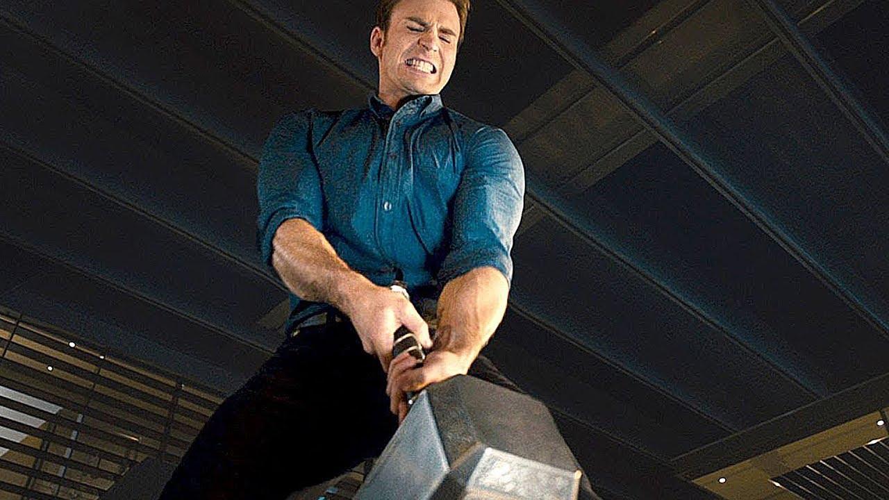 Captain America byl vždy hoden Mjolniru