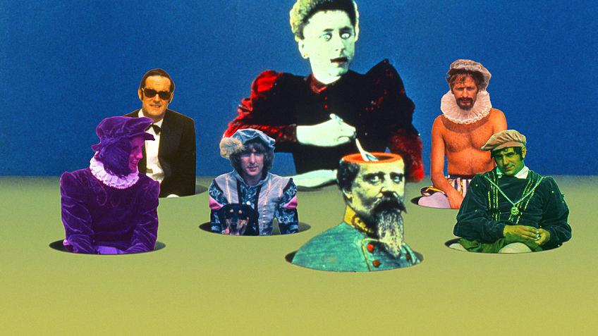 Monty Python's Personal Best online
