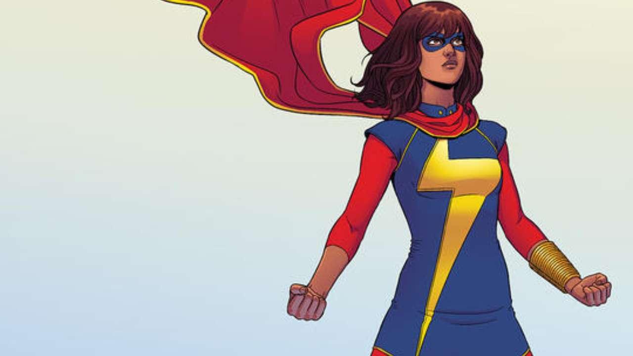 Kdo je Ms. Marvel?