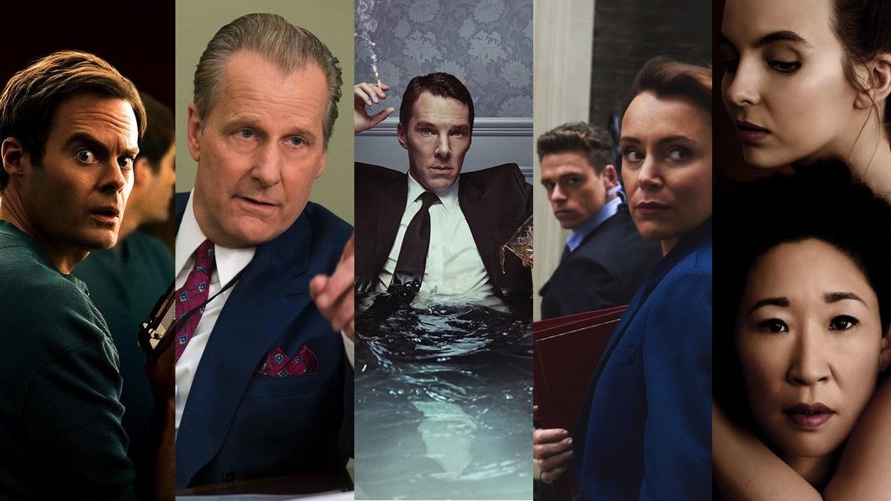 30 nejlepších nových seriálů za rok 2018