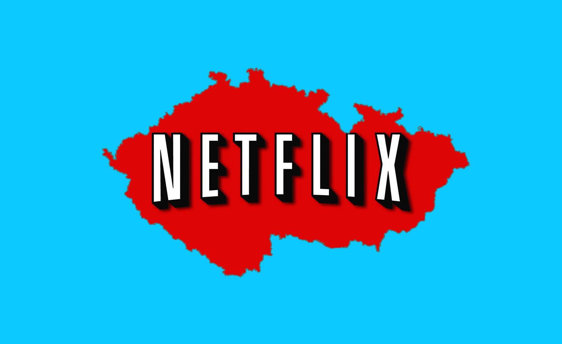 Česi dostanú svoj vlastný, oficiálny Netflix