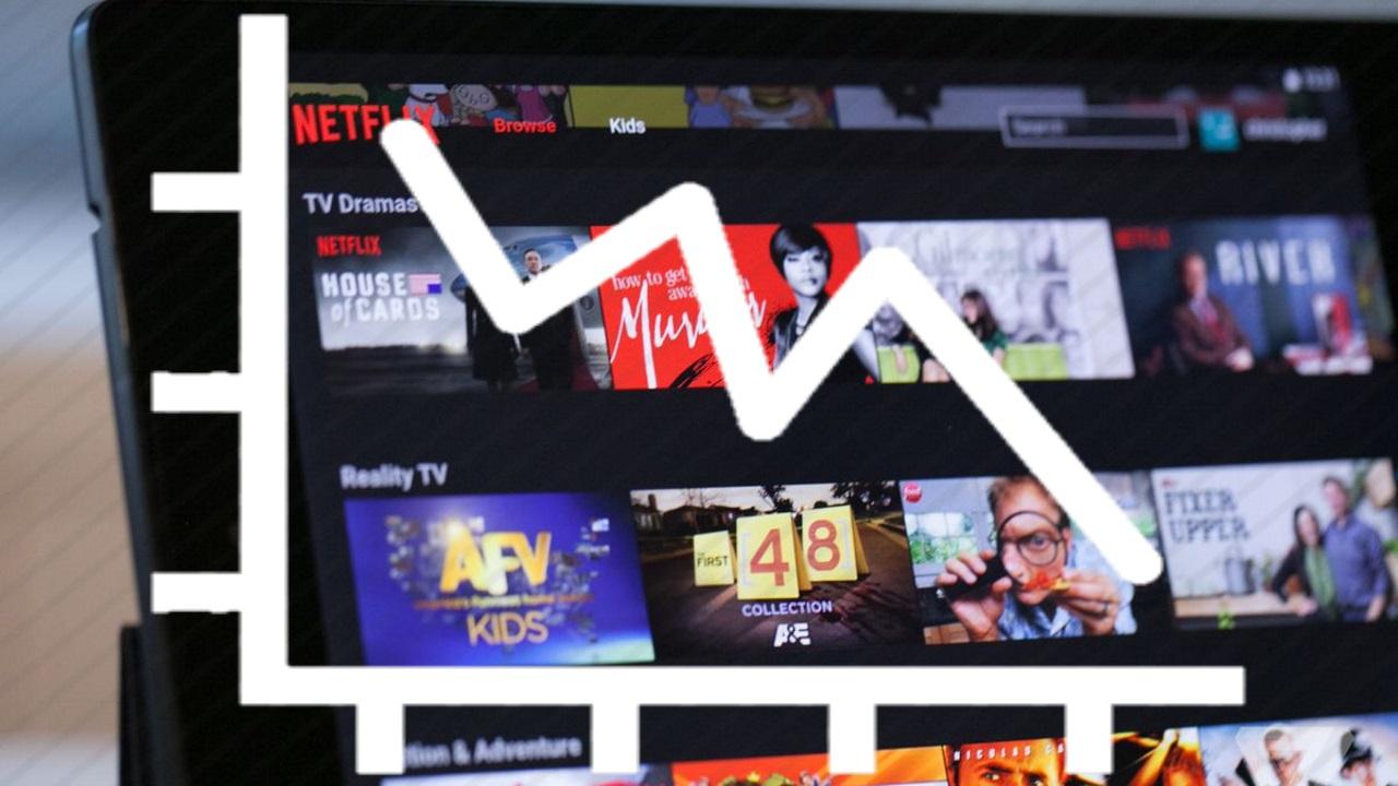 Netflixu padli predplatitelia a investori sú nespokojní