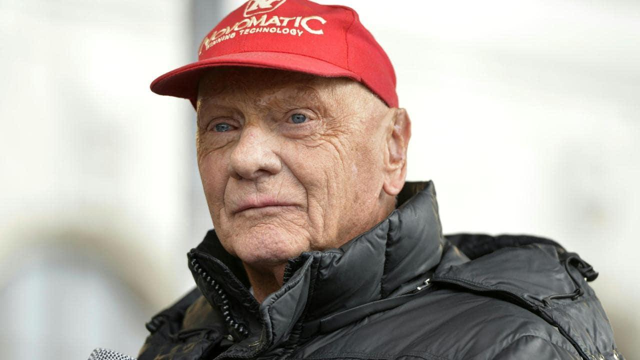 Niki Lauda Grand Prix Hero